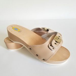 Dr. Scholl's Women's Original Slide Sandal Tan